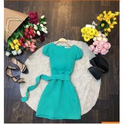 فستان قصير Front