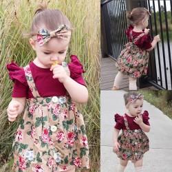 فستان الزهور