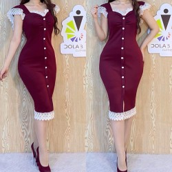 فستان نسائي 2021